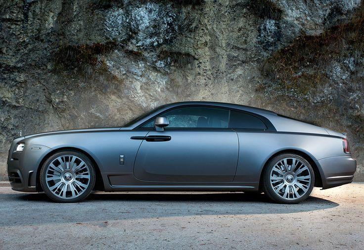 2014 Rolls-Royce Wraith Novitec Spofec