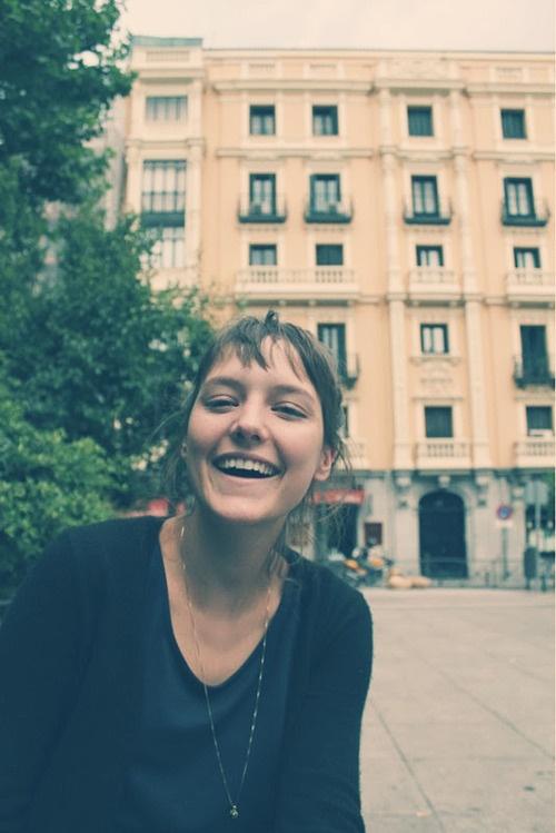 Sorriso em Madri