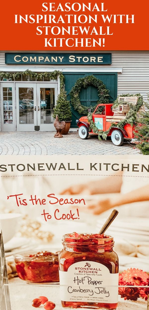 Stonewall Kitchen Is A Leading Specialty Food Producer