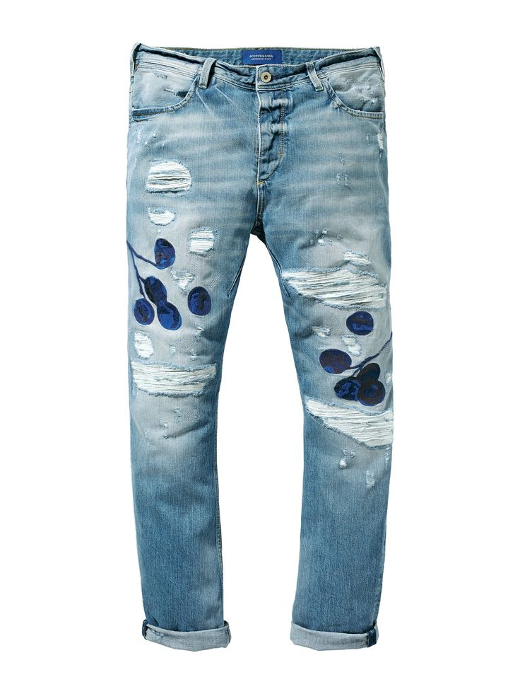 Fleet - Cherry on the Cake | Denims | Men Clothing at Scotch & Soda