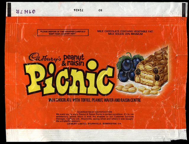 UK - Cadbury's - Picnic