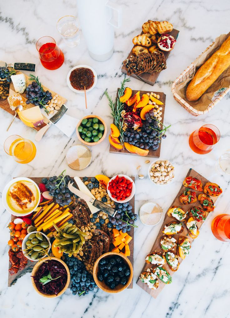 The Art of Charcuterie via A House in the Hills