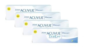 1•DAY ACUVUE TruEye™ 4x30 Stück  http://aberkontaktlinsen.com/p/1/455/1-day-acuvue-trueye-4x30-stk-im-set-eintageslinsen.html
