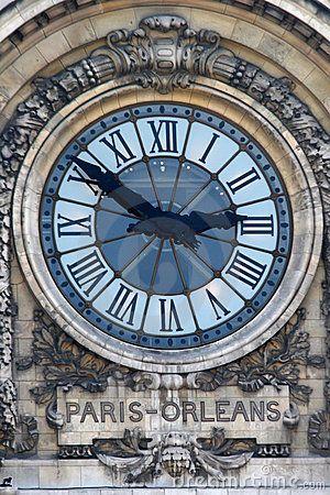 On Paris time
