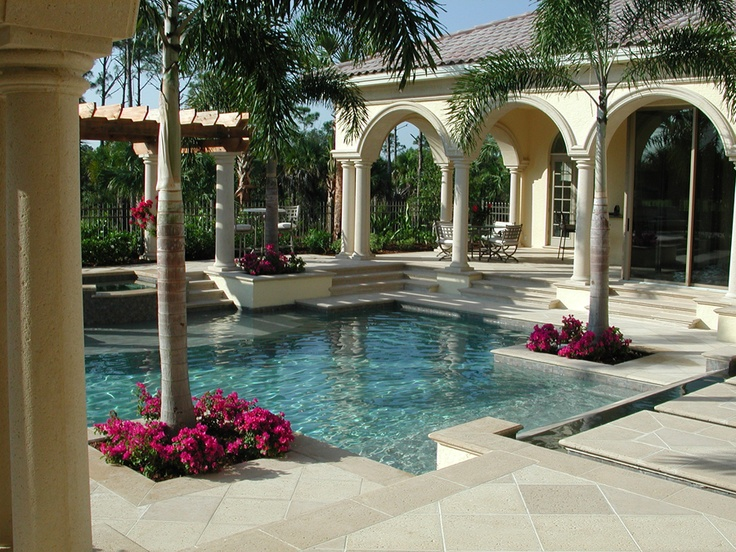 Naples Swimming Pool Architecture Scape Designs PS Pool