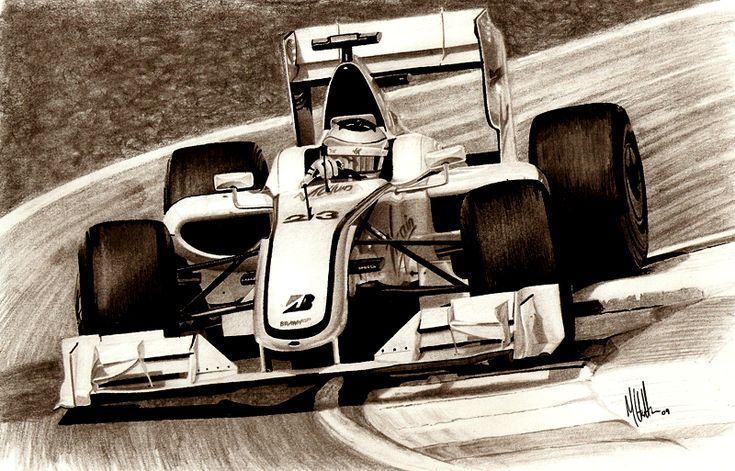 Brawn GP by tin23uk on DeviantArt