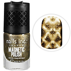 What it is: A revolutionary magnetic nail lacquer used to create a stunning 3D fishnet effect.What it does: Create gorgeous nail art in minutes with this revolutionary polish that uses a magnet to create an amazing nail art design.Polish Sephora, Magnets Polish, Nails Art, Nail Polish, Polish Nails, Magnets Nails, Nails Polish, Fishnet Magnets, Nails Inc