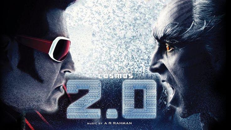 Robot 2.0 Official First look Trailer (2017)   Rajinikanth, Akshay Kumar, Amy Jackson   robot 2.0 Movie Trailer