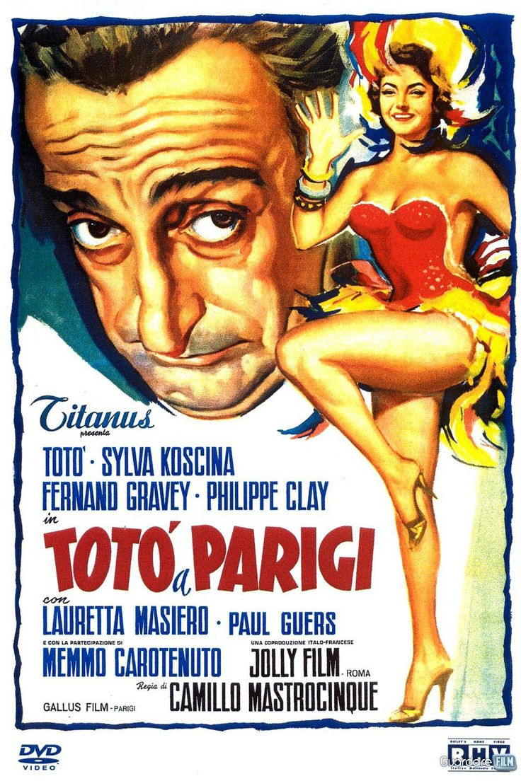 Toto' a Parigi Streaming/Download (1958) ITA Gratis   Guardarefilm: https://www.guardarefilm.uno/streaming-film/11620-toto-a-parigi-1958.html