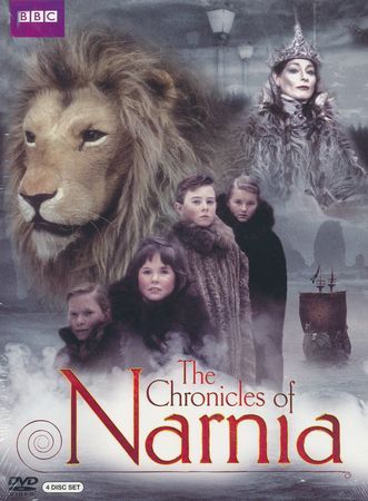 These are The Chronicles of Narnia movies that I grew up watching. ... I feel so old... :P