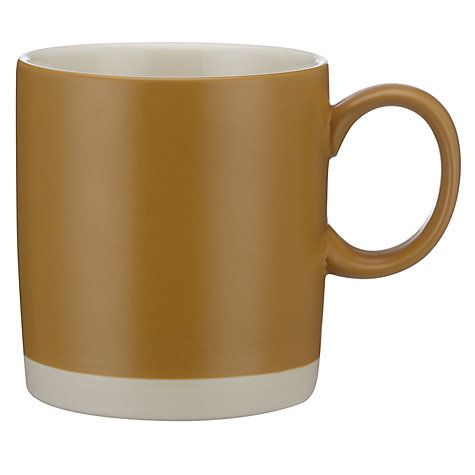 Vintage Buy John Lewis Croft Collection Coffee Mug Online at johnlewis