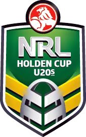 The 2014 National Youth Competition (also known as the Holden Cup and the NRL Under 20's) is the seventh season of the competition. For the five years from the competition's inception, 2008 to 2012, it had been known as the Toyota Cup. Holden became Naming Rights sponsors from 2013 onwards. The draw and structure of the competition mirrors that of its first grade counterpart, the National Rugby League.