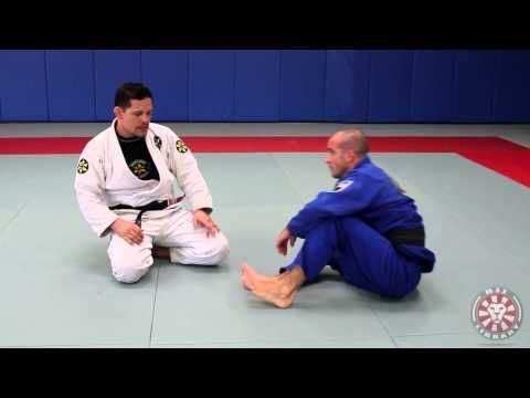 ▶ Armbar Escape from Guard (Saulo Ribeiro - BJJLibrary.com) - YouTube