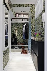 walk-in wardrobe for small spaces
