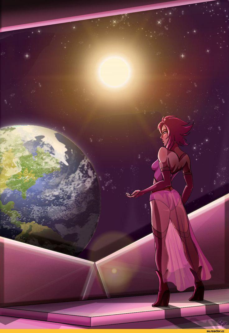nikadrilu, Su arte, Steven universo, fandom, Rosa Diamond, SU Caracteres