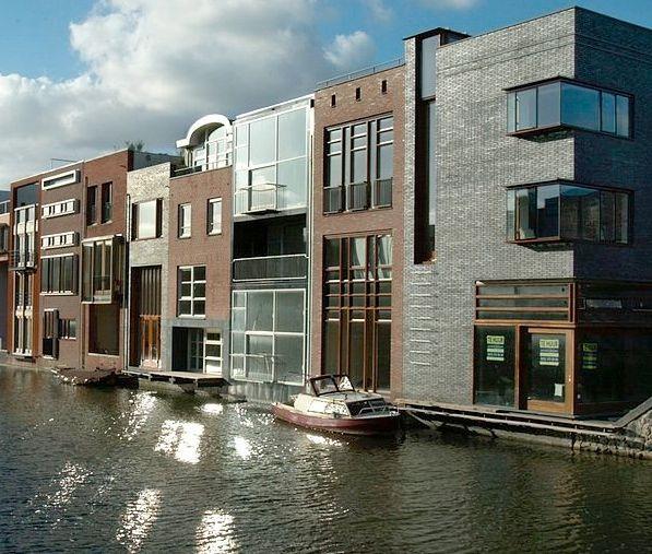 Где жить в Амстердаме: Переезд в Амстердам