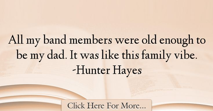 Hunter Hayes Quotes About Dad - 13061