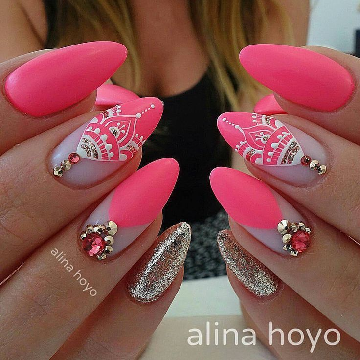 "5,136 Gostos, 18 Comentários - Ugly Duckling Nails Inc. (@uglyducklingnails) no Instagram: ""Beautiful nails by @alinahoyonailartist ✨Ugly Duckling Nails page is dedicated to promoting…"""