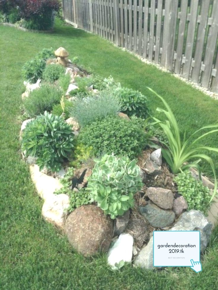 Stone Design For Garden