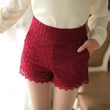 high waisted shorts pattern free - Google Search