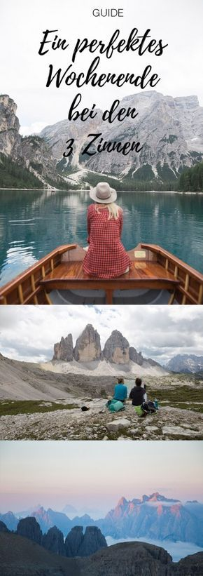 Im Südtirol, kurz nach der österreichisch-italienischen Grenze treffen in der Region der Drei Zinnen Nord und Süd aufeinander. Schroffe Bergwelten, kristallklare Bergseen, alpiner Lifestyle und...