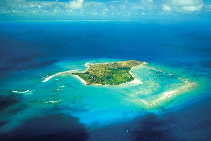 Necker Island prachtige privé-eiland retraite van Sir Richard Branson gelegen op de Britse Maagdeneilanden totaal 17 slaapkamers all inclusive