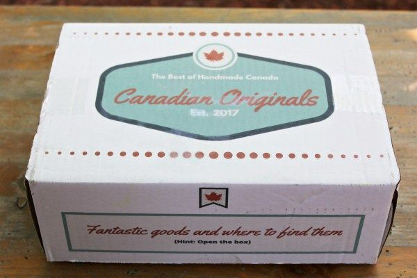 A Surprise in Every Box with Canadian Originals #Review #Giveaway ~ CAN 09/01