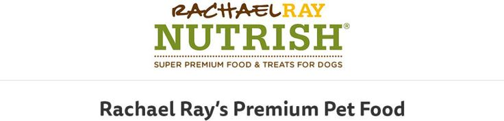 Working with a team of pet nutrition experts, Rachael Ray created Nutrish� Super Premium Food and Treats for dogs and cats. Made with simple, wholesome ingredients like real meat, Nutrish foods are inspired by tasty recipes from Rachael's kitchen. Nutrish contains no poultry by-product meal, fillers, or junk ingredients. Plus, Rachael's proceeds help animals in need. Visit nutrish.rachaelray.com.