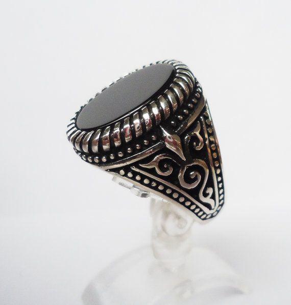 Sterling Silver Index Finger Rings