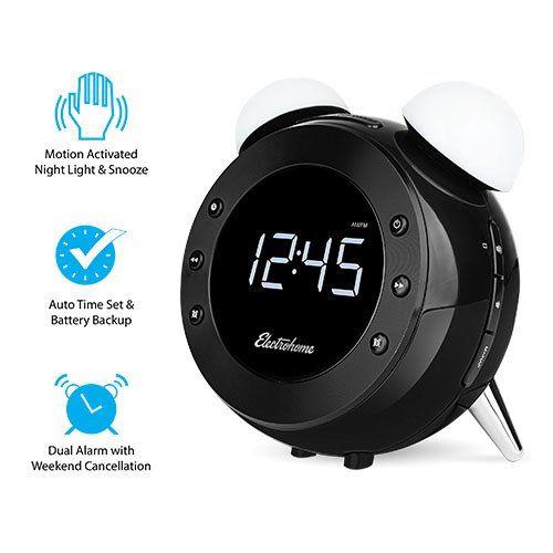 the 25 best ideas about retro alarm clock on pinterest iphone alarm clock midcentury alarm. Black Bedroom Furniture Sets. Home Design Ideas