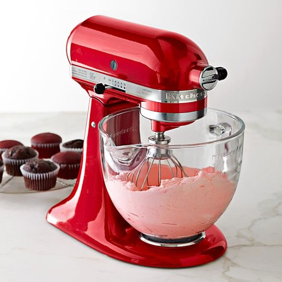 fun red KitchenAid Design Series Stand Mixer on sale #BlackFriday http://rstyle.me/n/t7zb5r9te
