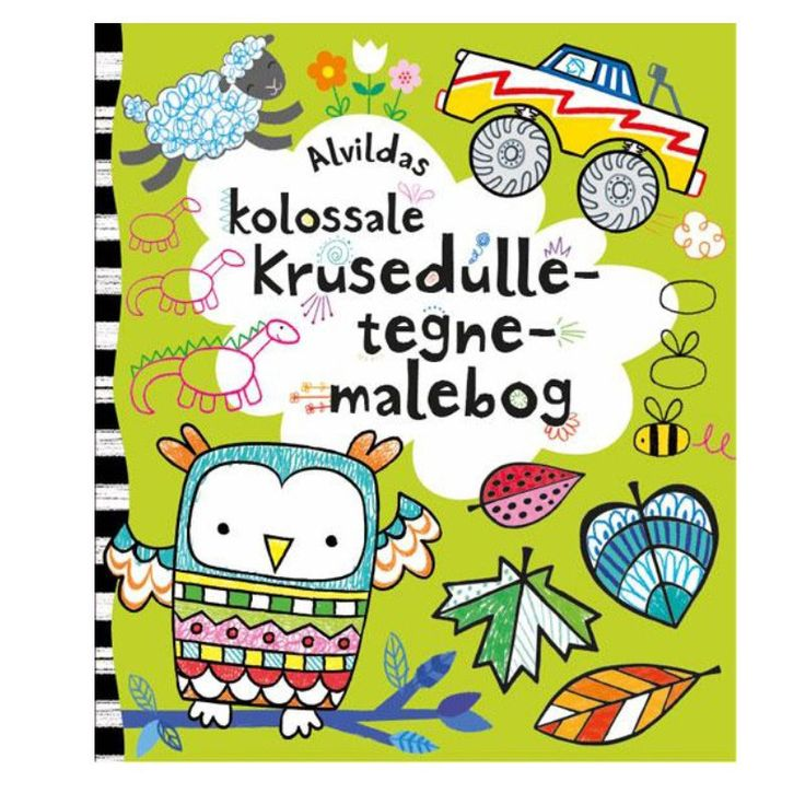 Malebog(inspirations billede)
