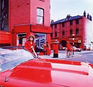 Sammy Hagar, The Red Album, 1977.