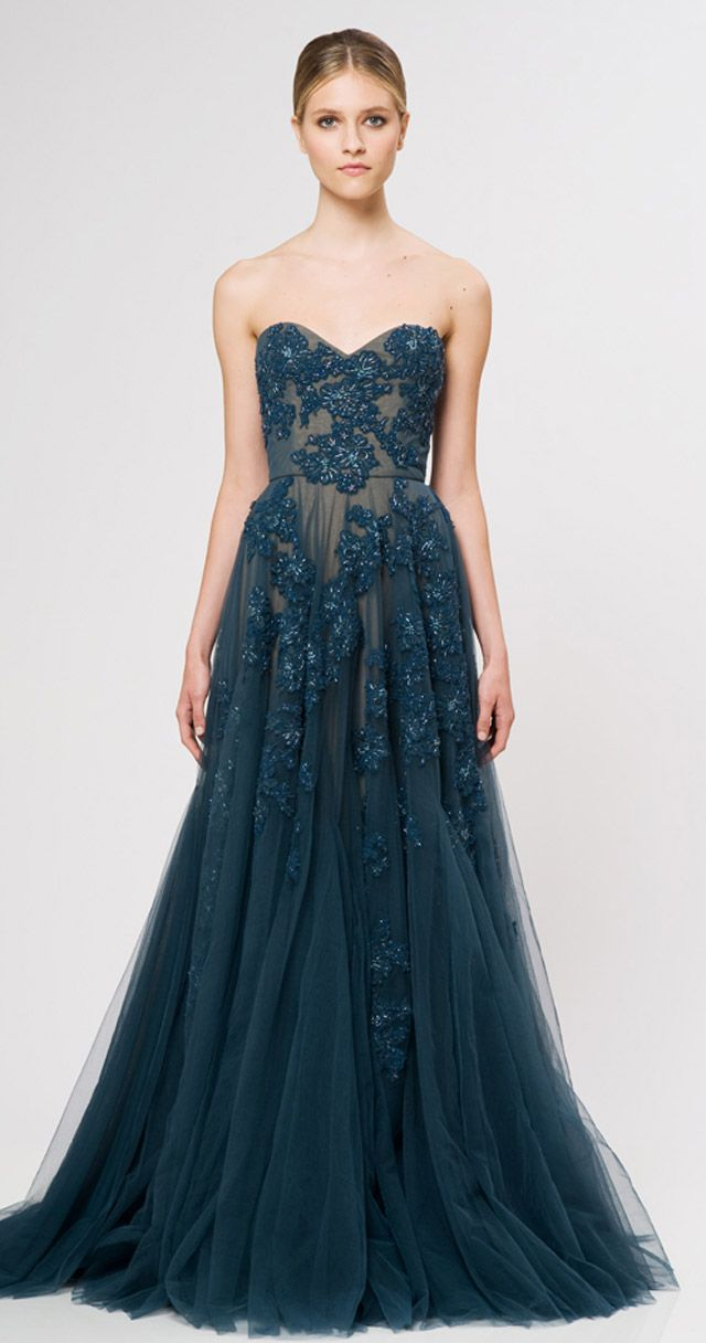 1000  images about My Evening Look on Pinterest  Marchesa Rami ...