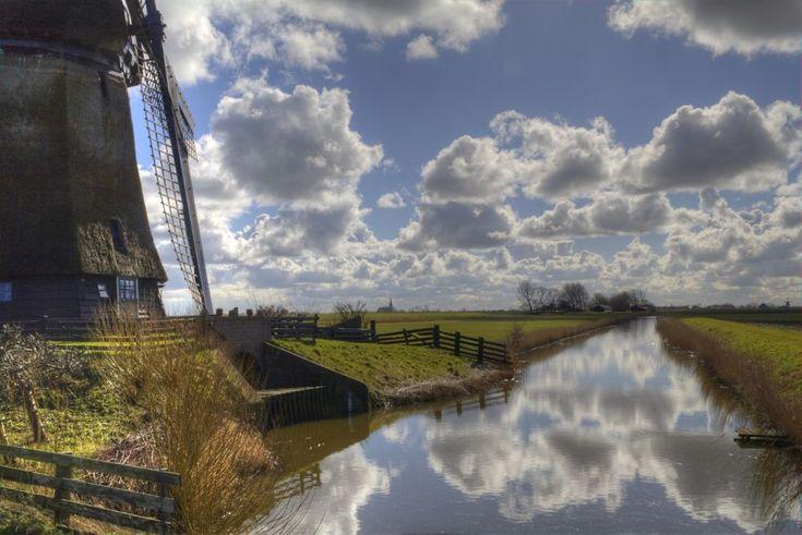 Dewatering Mill II by Gerrit Kuyvenhoven