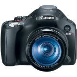Canon SX30IS 14.1MP Digital Camera with 35x Wide Angle Optical Image Stabilized Zoom and 2.7 Inch Wide LCD (Camera)By Canon