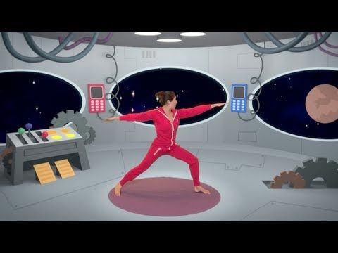 ▶ A Cosmic Kids Yoga Adventure! Episode 9 - Mike The Cosmic Space Monkey - YouTube