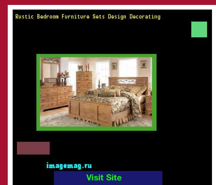 Rustic Bedroom Furniture Sets Design Decorating 161608 - The Best Image Search