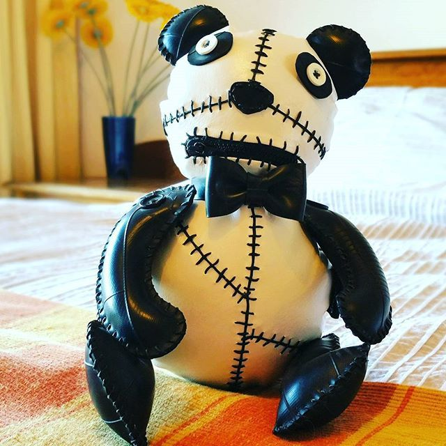 Recycle Creative - Recycled Inner Tube - Patch Panda
