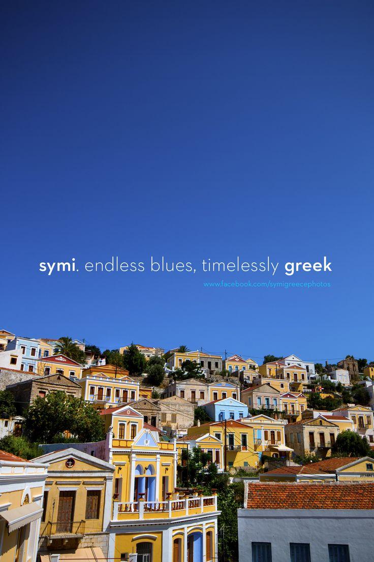 Timeless Symi. Photograph by Jordan Blakesley @Symi Art