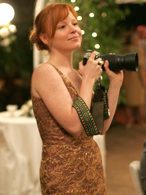 Claire Fisher (Lauren Ambrose) from Six Feet Under is my ultimate girl crush. She's fabulous in season 5.