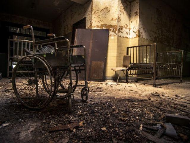 Lugares Abandonados, Objetos Esquecidos pelo Tempo - Abandoned #01