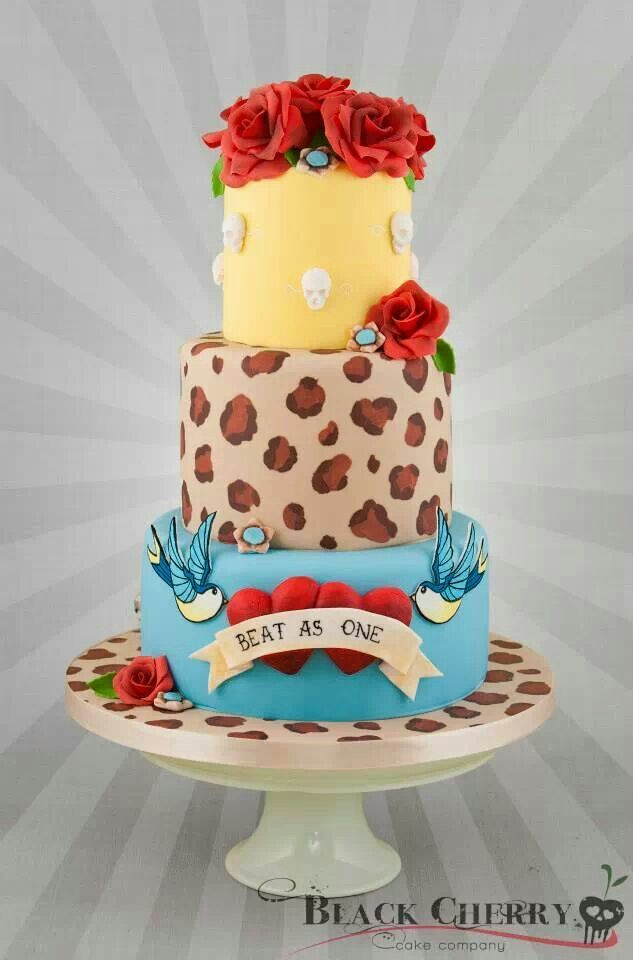 rockabilly wedding cake 497 best images about rock amp roll weddings on 19241