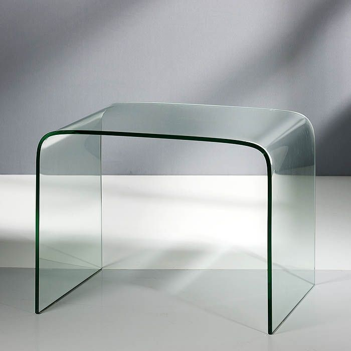 Mesa auxiliar cristal suvi mesas auxiliares modernas - Mesas auxiliares modernas ...
