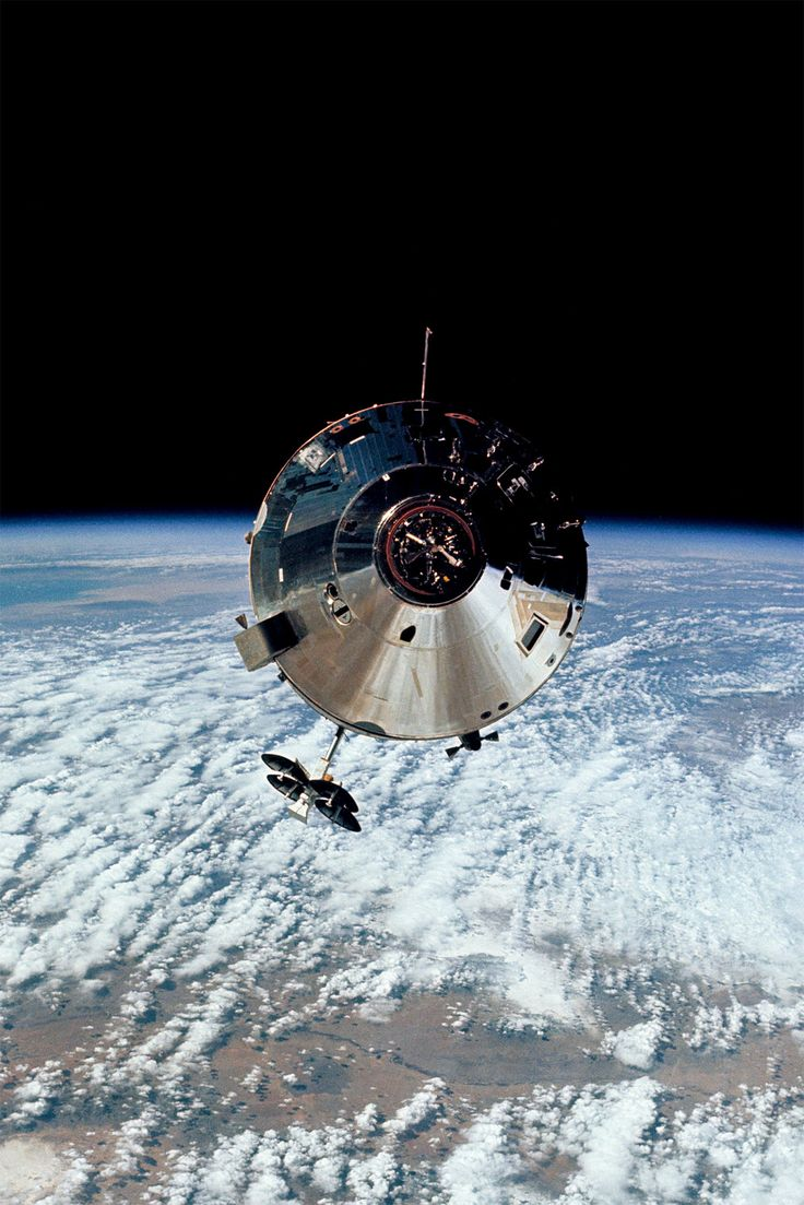 apollo space orbit - photo #9