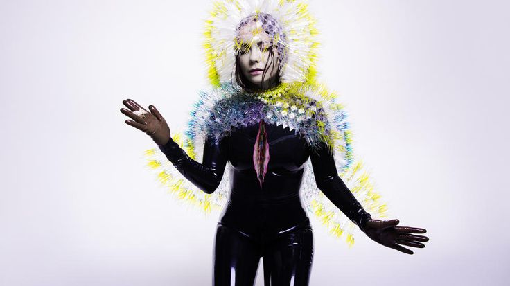 SEX OG SVARTE HULL: Bruker Björk svarte hull som analogi for samlivsbrudd? Henns beskrivelsen av det siste samleiet med eks-samboeren kan oppleves som en opphevelse av den linjære tidskontinuiteten. Foto: PROMO
