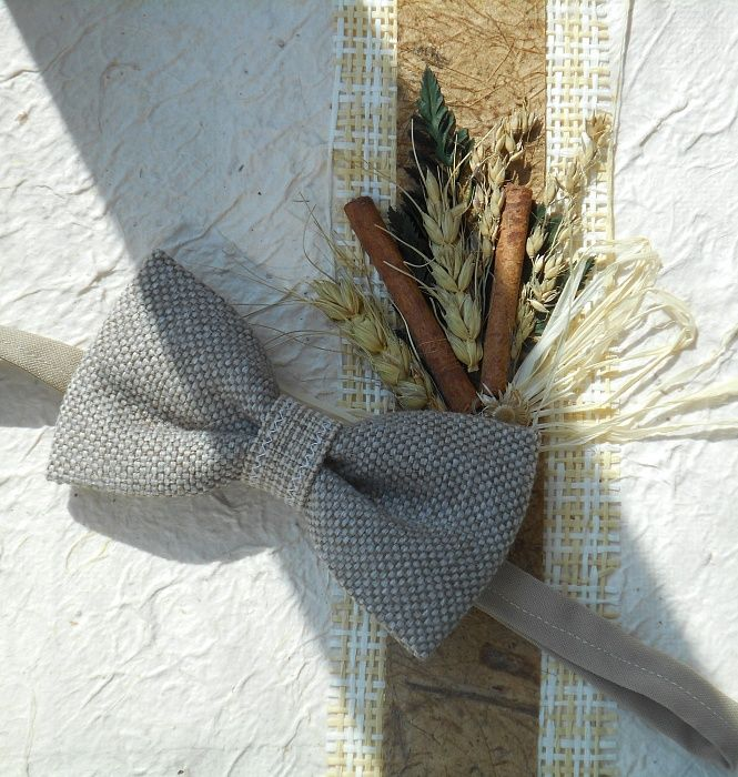 Галстук-бабочка #A25
