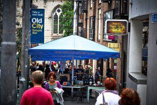 Cow Lane Designer Market, Dublin
