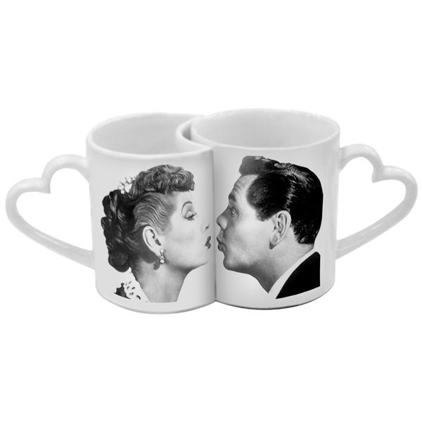 I Love Lucy Lucy Loves Ricky Mug | Love Lucy Coffee Cups and Mugs | LucyStore.com