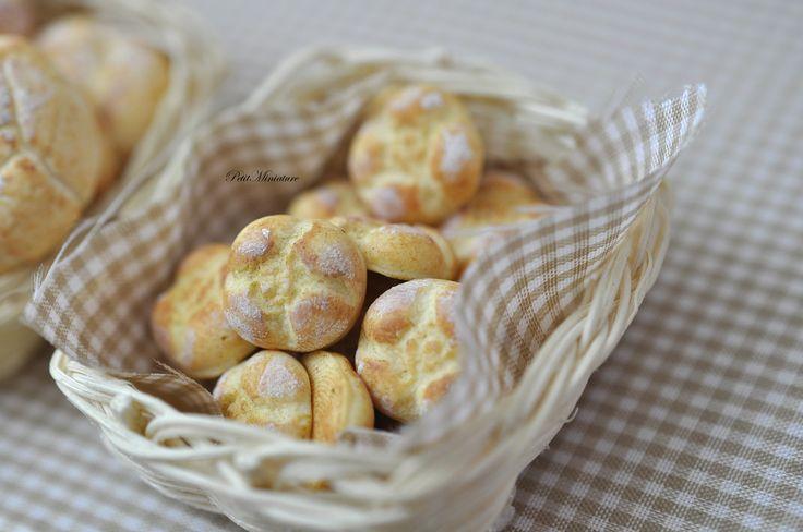 Miniature Pane Casa Delle Bambole-Panifico made in Italy Miniature Doll House Bread Bakery-made in Italy #miniatures #dollhouse #miniaturefood #polymer #clay #fimo #food